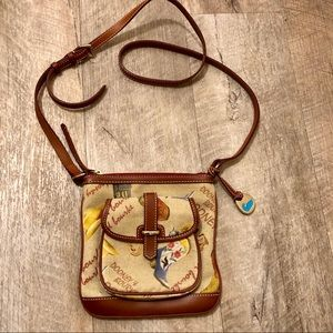 Dooney & Bourke western crossbody